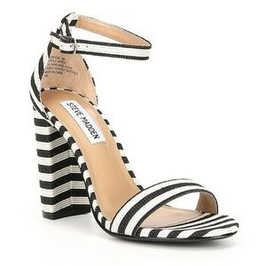 Steve Madden Carrson heeled sandals size 8.5M
